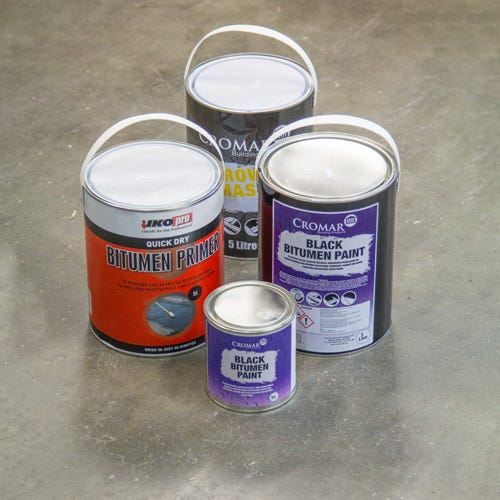 Bitumen Products & Sealants