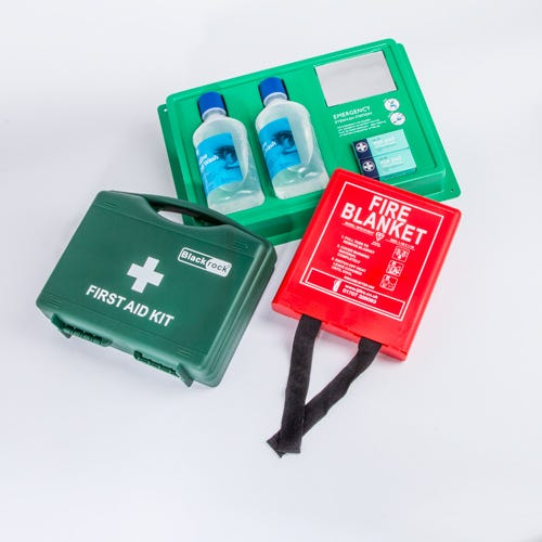 First Aid Emergency Equipment