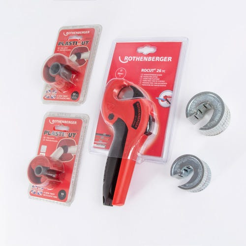 Pipe Cutters & Cleaners