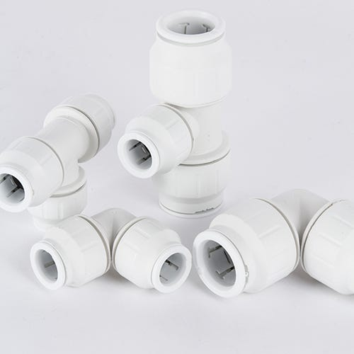 Push Fit Plumbing Fittings