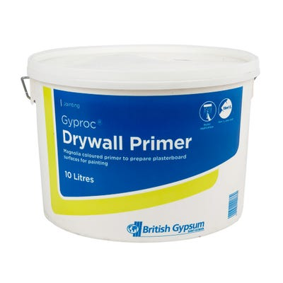British Gypsum Gyproc Drywall Primer 10L