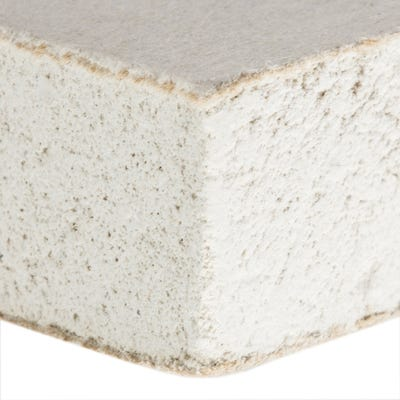 12.5mm British Gypsum Gyproc WallBoard Plasterboard Tapered Edge 2700mm x 1200mm (9' x 4')