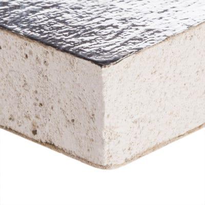12.5mm British Gypsum Gyproc WallBoard Duplex Plasterboard Tapered Edge 2400mm x 1200mm (8' x 4')