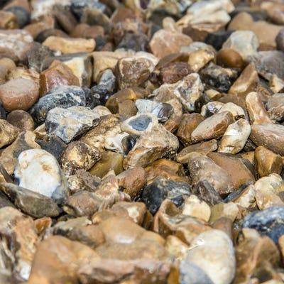 20mm Pea Gravel/Shingle Bulk Bag