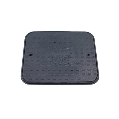 600mm x 450mm Clark-Drain A15 Iron Solid Top Manhole Cover & Frame