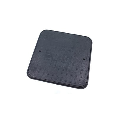 600mm x 600mm Clark-Drain A15 Iron Solid Top Manhole Cover & Frame