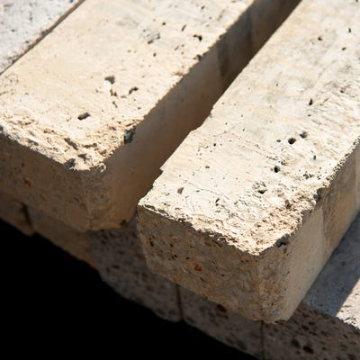 65mm x 100mm Prestressed concrete Lintel Textured 1050mm