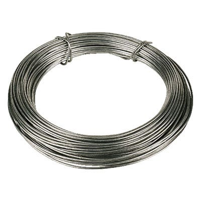 Tying Wire Galvanised Coil 32m Approx 1.6mm