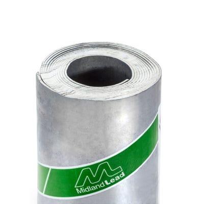 Code 3 450mm Lead Flashing 6m