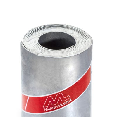 Code 5 240mm Lead Flashing 6m