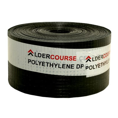 100mm DPC Plastic Damp Proof Course 30m