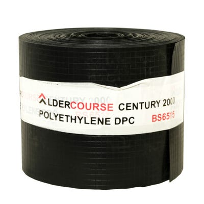 150mm DPC Plastic Damp Proof Course 30m