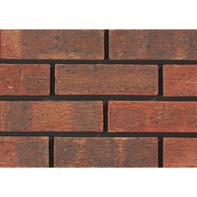 Forterra LBC Claydon RED Multi Pressed Facing Brick