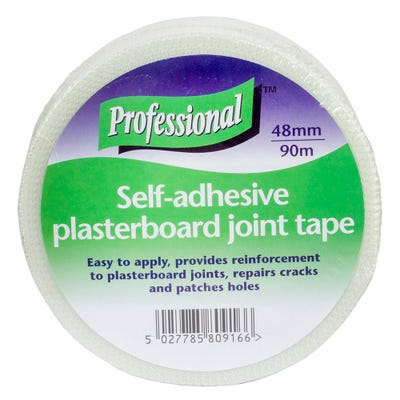 50mm Speed Pro Self Adhesive Drywall Joint Scrim Tape 90m