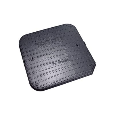 600mm x 600mm Clark-Drain B125 Iron Solid Top Manhole Cover & Frame