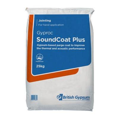 British Gypsum Gyproc Soundcoat Plus 25Kg