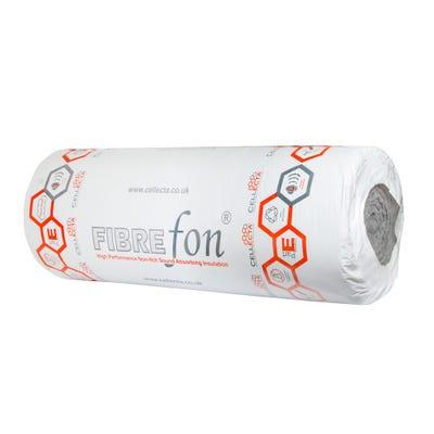 50mm Cellecta Fibrefon Micro 50 Insulation Roll 1200mm x 7200mm (8.64m²)