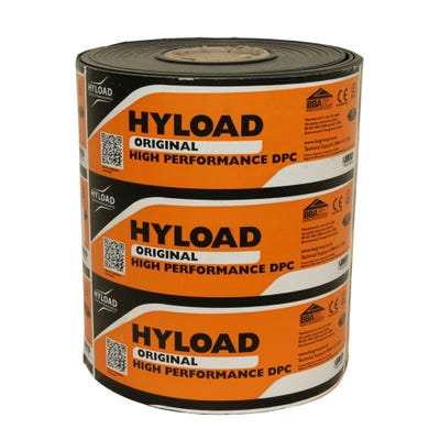 225mm IKO Hyload Original DPC Damp Proof Course 20m