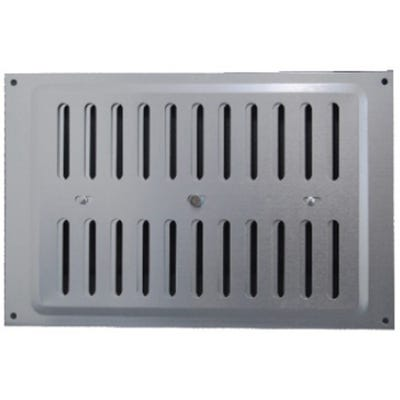 Aluminium Adjustable Hit And Miss Vents 150mm x 225mm