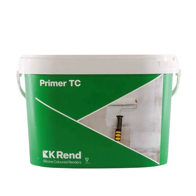 K Rend Primer TC White 15Kg