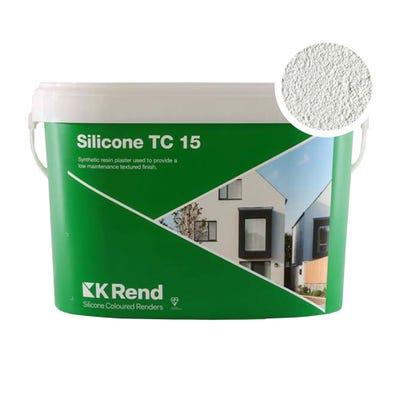 K Rend Silicone TC15 White 25Kg