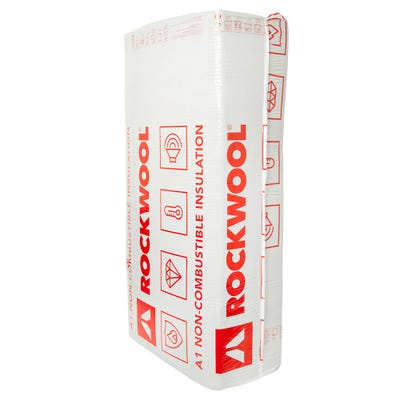 50mm Rockwool Flexi 1200mm x 600mm (8.64m²)