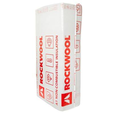 50mm Rockwool Flexi 1200mm x 400mm (5.76m²)