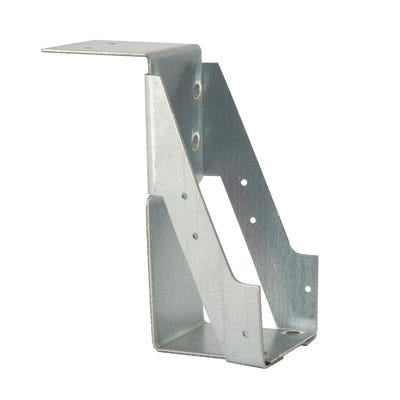 75mm x 200mm Speed Pro Masonry Joist Hanger Galvanised