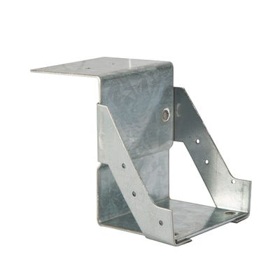 100mm x 125mm Speed Pro Masonry Joist Hanger Galvanised