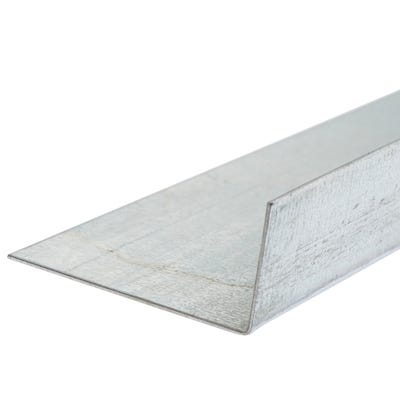 25mm x 50mm British Gypsum Gypframe Steel Angle 3660mm GA4