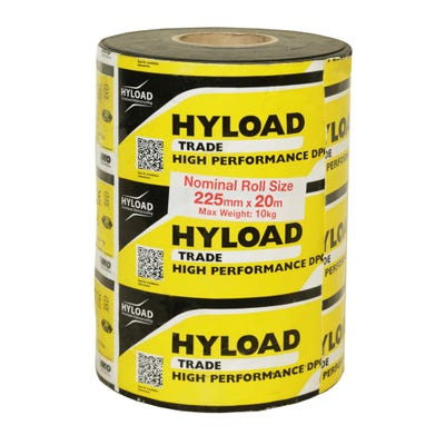 225mm IKO Hyload Trade DPC Damp Proof Course 20m