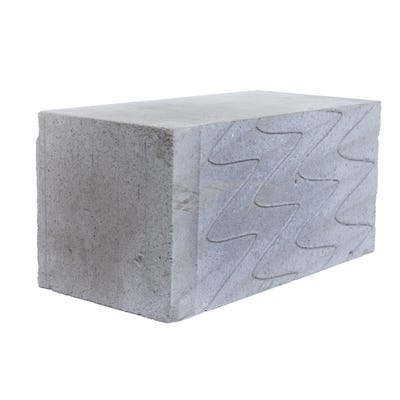 215mm Thermalite Hi-Strength Aircrete Block 7N 215mm x 440mm