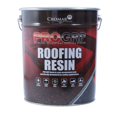 Cromar Pro GRP Roofing Resin 20Kg