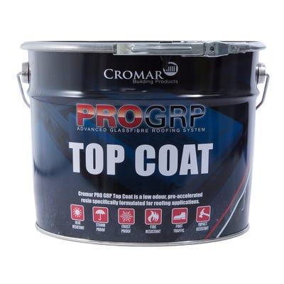 Cromar Pro GRP Roofing Top Coat 10Kg
