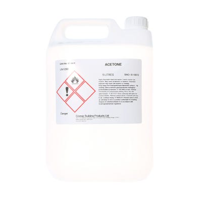 Cromar Pro GRP Acetone Cleaner 5L