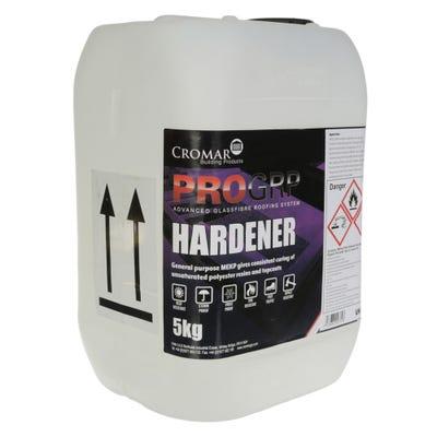 Cromar Pro GRP Top Coat Hardener Catalyst 5Kg