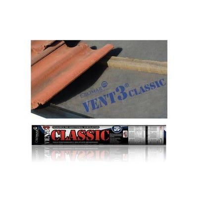 1500mm x 50m Cromar Vent3 Classic Breathable Membrane 115GSM