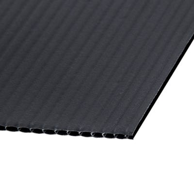2mm Antinox Protection Board Black 2400mm x 1200mm (8' x 4') Pack of 250