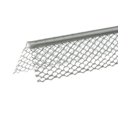 Speed Pro Thin Coat Mini Mesh Angle Bead Galvanised 3000mm (595) Pack of 50