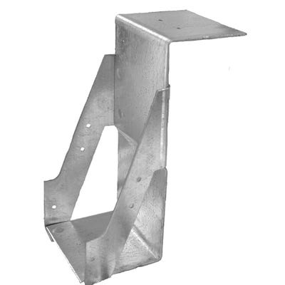 100mm x 225mm Speed Pro Masonry Joist Hanger Galvanised Pack of 15