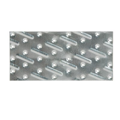85mm x 178mm Speed Pro Timber Nail Plate Galvanised Pack of 50