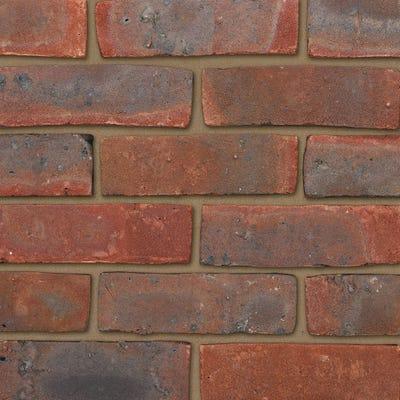 Ibstock Bexhill Purple Multi Stock Facing Brick Pack of 500