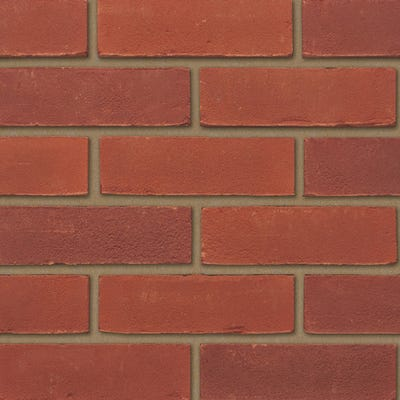 Ibstock Heritage Red Blend Stock Facing Brick Pack of 500