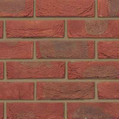 Ibstock Bradgate Claret Stock Facing Brick Pack of 430