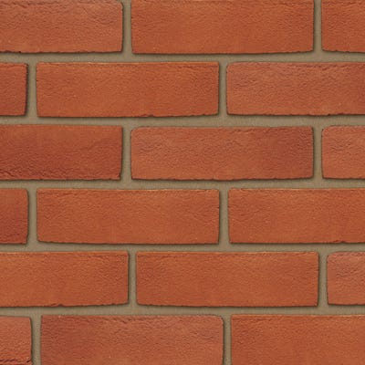 Ibstock Berkshire Orange Stock Facing Brick Pack of 475
