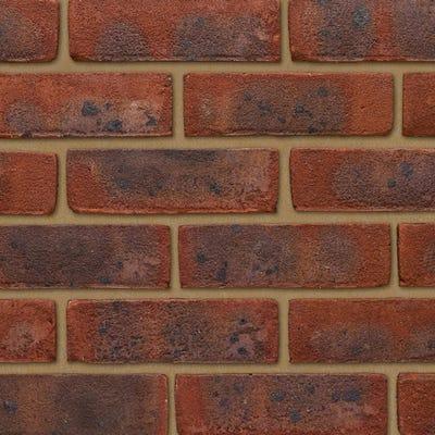 Ibstock Cissbury Red Multi Facing Brick Pack of 475
