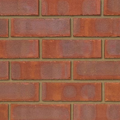 Ibstock Reigate Medium Multi Wirecut Facing Brick Pack of 500
