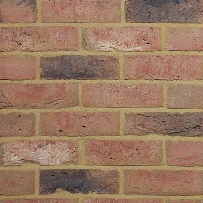 Wienerberger Hathaway Brindled Stock Facing Brick Pack of 680