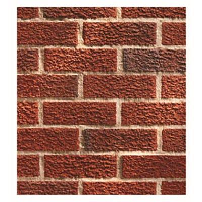 Wienerberger Peak Bordeaux Wirecut Facing Brick Pack of 400