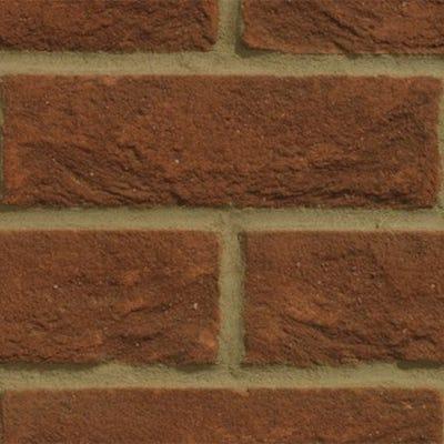 Forterra Oakthorpe Red Thrown Facing Brick of 495